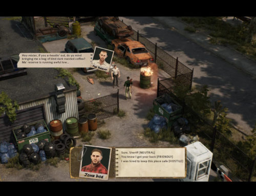 Modding USG – Defining a simple RPG interaction